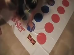 Hot Babes playing Twister