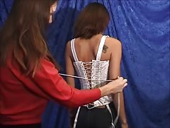 Korsett Video 02 by Master Y Corset Fetisch