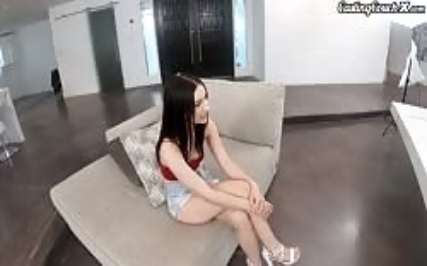 Castingcouchx  Jasmin Luv