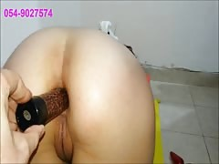 Sharon From Tel-Aviv Playing With Anal Toys