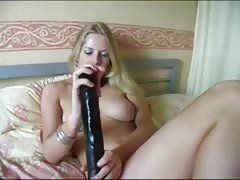 sexy british blonde first time casting takes bbc