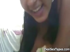Indian 18 Amateur On Webcam